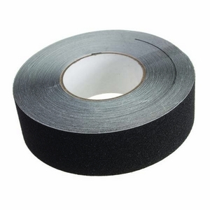 BLACK ANTI SLIP TAPE 50MM X 18.3M - ROLL OF 18.3M