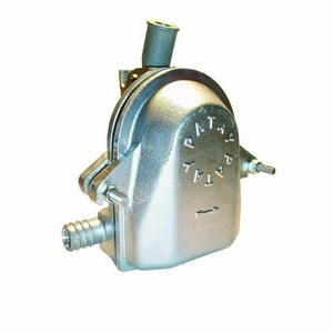 "1"" BSP INLET/OUTLET SINGLE ACTION DIAPHRAGM PUMP"