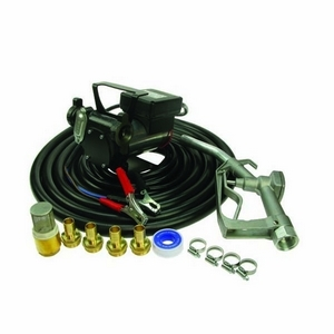 12/24V BATTERY TRANSFER PUMP KIT