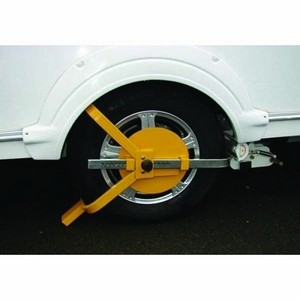 UNIVERSAL WHEEL CLAMP - 13-17""