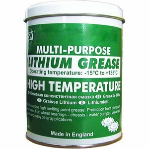 MULTI PURPOSE LITHIUM GREASE  (12.5KG TIN)