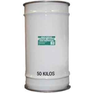 MULTI PURPOSE LITHIUM GREASE  (50KG TIN)