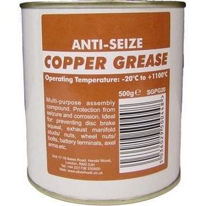 ANTI-SEIZE COPPER GREASE