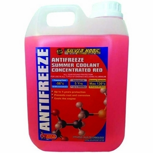CONCENTRATED RED OAT ANTIFREEZE (2 LITRE)