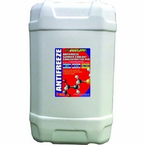 CONCENTRATED RED OAT ANTIFREEZE (25 LITRE)