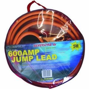 600 AMP JUMP LEADS