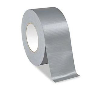 SILVER GAFFER/DUCK TAPE (50MM X 50M) – INDIVIDUAL