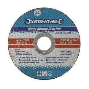 """115MM (4.5"""") METAL CUTTING DISC - SINGLE"""