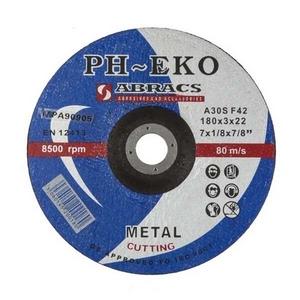 "180MM (7"") METAL CUTTING DISC"