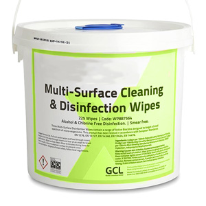 MULTI-SURFACE CLEANING & DISINFECTANT WIPES - 225