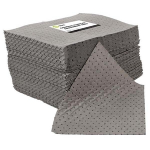 STANDARD GENERAL PURPOSE ABSORBENT PADS (100PK) - 400MM X 500MM
