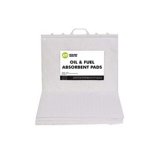 40CM X 50CM OIL & FUEL ABSORBENT PAD PACK FOR OIL