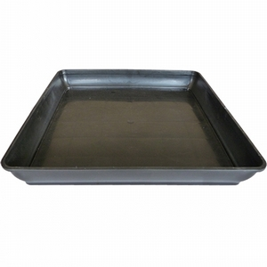 SQUARE DRIP TRAY - 120 LITRE CAPACITY - 1000 X 1000 X 120MM
