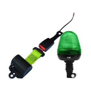 SEAT BELT INDICATOR – FLEXI POLE MOUNT LED BEACON
