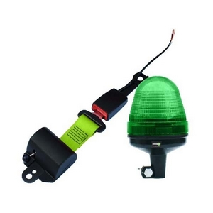 SEAT BELT INDICATOR - POLE MOUNT LED BEACON
