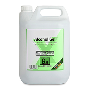 5LTR ALCOHOL HAND SANITIZER - HAND PUMP